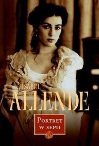 Okładka książki Portret w sepii