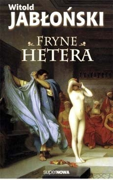 Okładka książki Fryne hetera