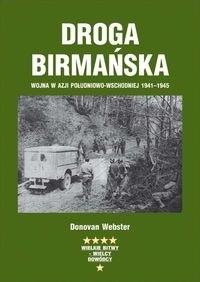 Okładka książki Droga birmańska