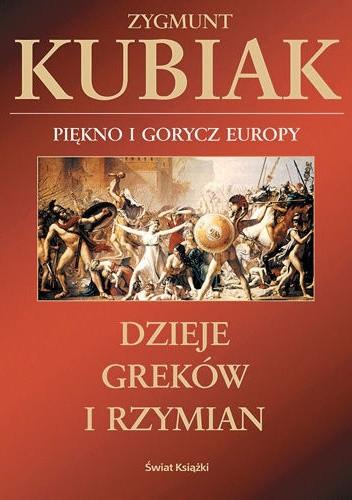 Okładka książki Dzieje Greków i Rzymian