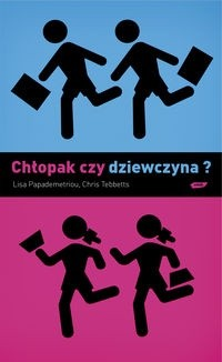 Okładka książki Chłopak czy dziewczyna?