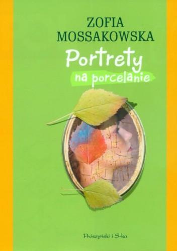 Okładka książki Portrety na porcelanie