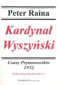 Okładka książki Kardynał Wyszyński T. 11