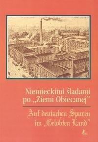 Okładka książki Niemieckimi śladami po ziemi Obiecanej