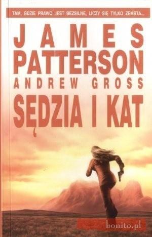 Okładka książki Sędzia i kat