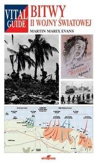 Okładka książki Bitwy II wojny swiatowej