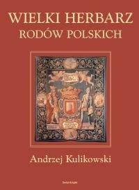 Okładka książki Wielki herbarz rodów polskich