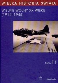 Okładka książki Wielka historia świata T. 11