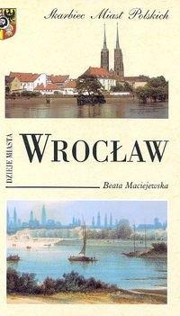 Okładka książki Wrocław Dzieje miasta