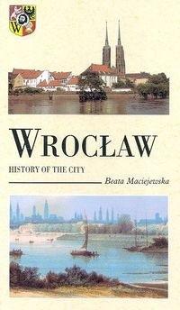 Okładka książki Wrocław History of the city