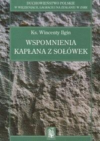 Okładka książki Wspomnienia kapłana z Sołówek
