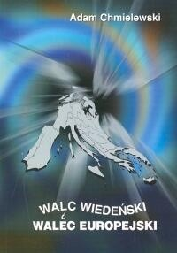 Okładka książki Walc wiedeński i walc europejski