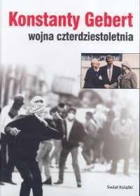 Okładka książki Wojna czterdziestoletnia