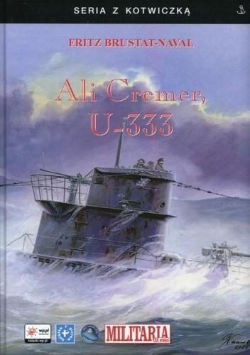 Okładka książki Ali Cremer, U-333