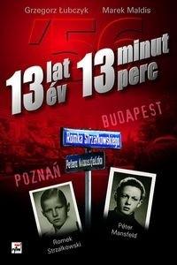 Okładka książki 13 lat 13 minut