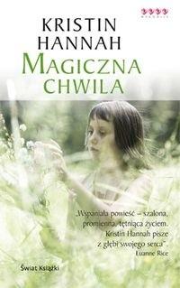Okładka książki Magiczna chwila