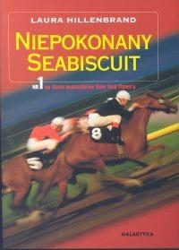 Okładka książki Niepokonany Seabiscuit