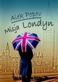 Okładka książki Misja Londyn