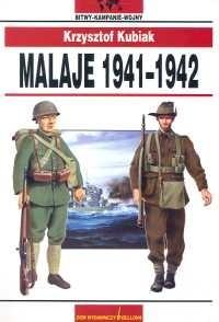 Okładka książki Malaje 1941 - 1942