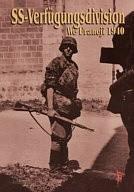 Okładka książki SS-Verfügungsdivision we Francji 1940