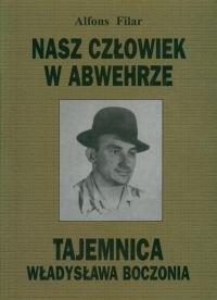 Okładka książki Nasz człowiek w Abwehrze