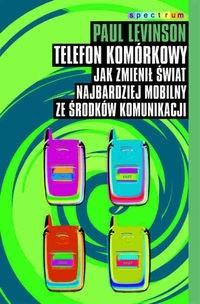 Okładka książki Telefon komórkowy