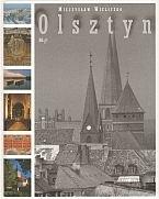 Okładka książki Olsztyn. Wersja trójjęzyczna