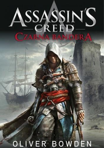 Okładka książki Assassin's Creed: Czarna Bandera