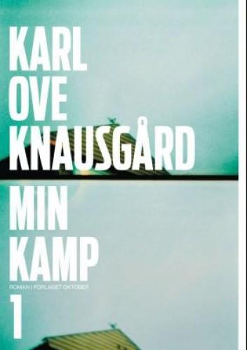 Okładka książki Min kamp. Første bok