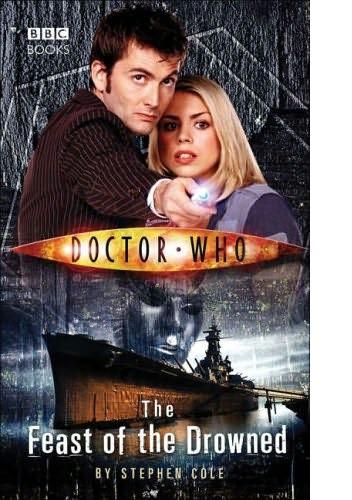 Okładka książki Doctor Who: The Feast of the Drowned