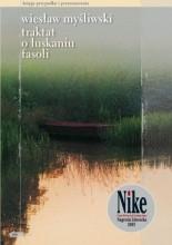 Okładka książki Traktat o łuskaniu fasoli