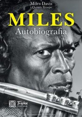 Okładka książki Miles. Autobiografia