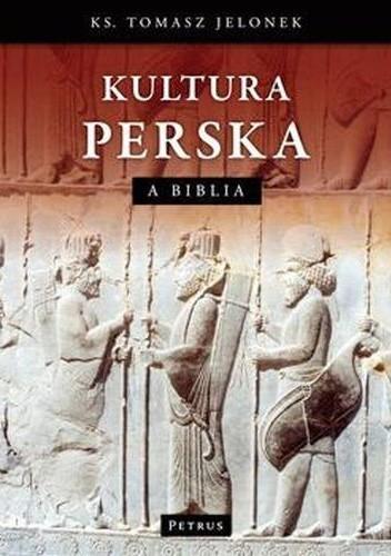 Okładka książki Kultura Perska a Biblia