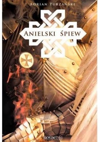 Okładka książki Anielski śpiew