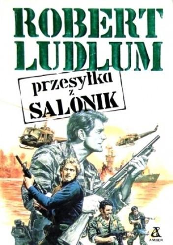 Okładka książki Przesyłka z Salonik