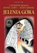 Okładka książki Z dziejów miasta Jelenia Góra. Mons Cervi - Hirschberg