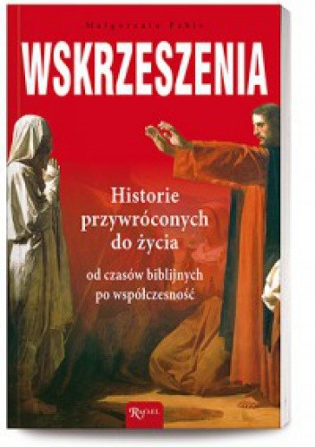 Okładka książki Wskrzeszenia