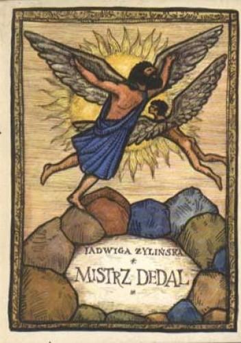 Okładka książki Mistrz Dedal