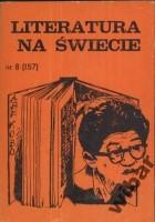 Literatura na świecie nr 8/1984 (157)