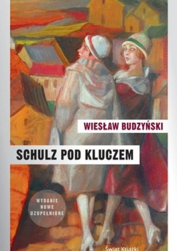 Okładka książki Schulz pod kluczem