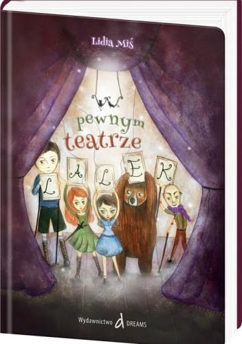 Okładka książki W pewnym teatrze lalek