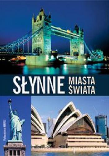 Okładka książki Słynne miasta świata