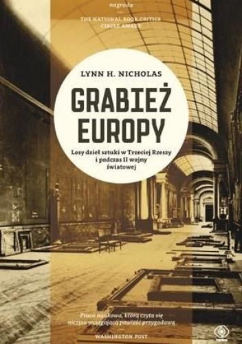 Okładka książki Grabież Europy