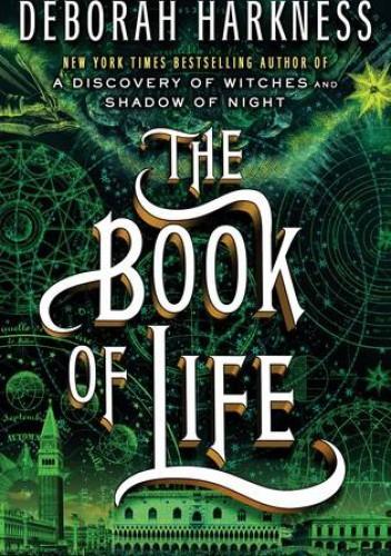 Okładka książki Book of Life