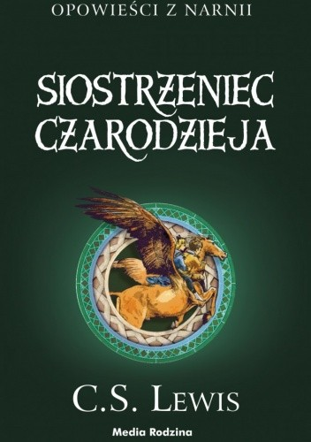 Okładka książki Siostrzeniec czarodzieja