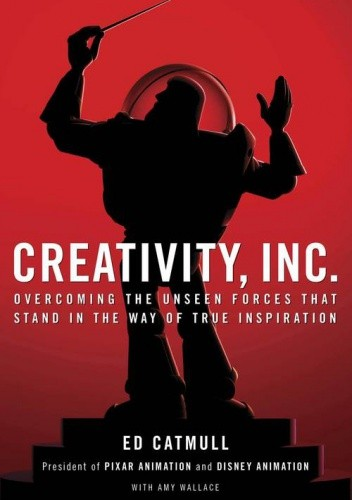Okładka książki Creativity, Inc.