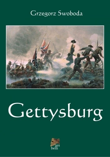 Okładka książki Gettysburg