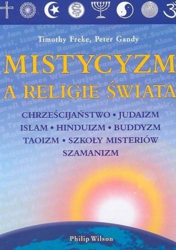 OkÅadka ksiÄżki Mistycyzm a religie Åwiata