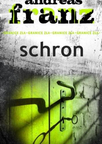 Okładka książki Schron