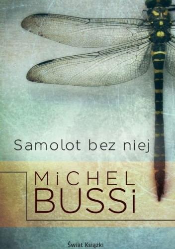 Okładka książki Samolot bez niej